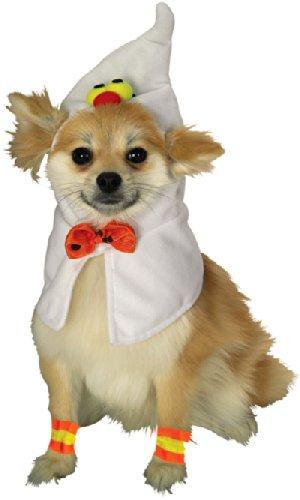 Rubie's Pet Costume, Medium, Ghost Headpiece with Cuffs ()