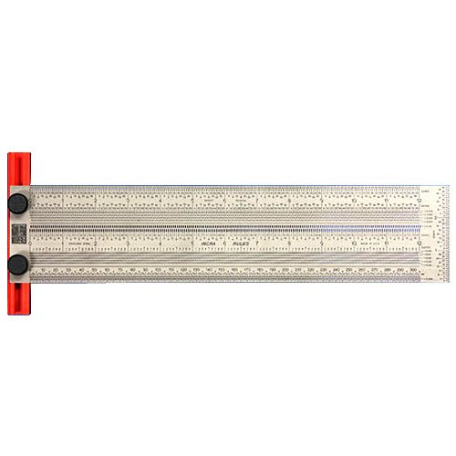 INCRA TDPROT06 6-Inch Pro T-Rule