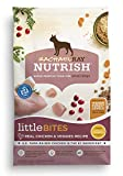 Rachael Ray Nutrish Little Bites Small Breed Natural Dry Dog Food, Real Chicken & Veggies Recipe, 6 Lbs