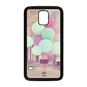 taoyix diy Balloons ZLB809283 DIY Case for SamSung Galaxy S5 I9600, SamSung Galaxy S5 I9600 Case