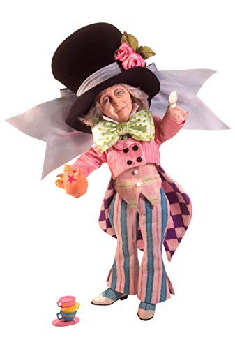 Barbie Collector Pop Culture Collection 2007 SILVER LABEL - Alice in Wonderland - MAD HATTER Doll ()