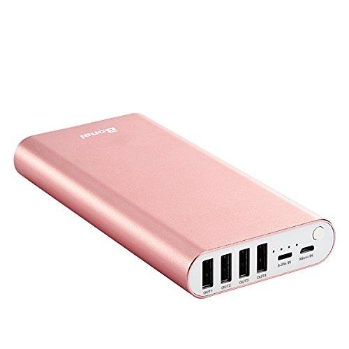 20000mAh Powerbank (Pink) - 5