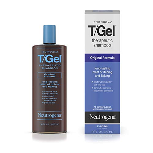 Neutrogena TGel Therapeutic Shampoo