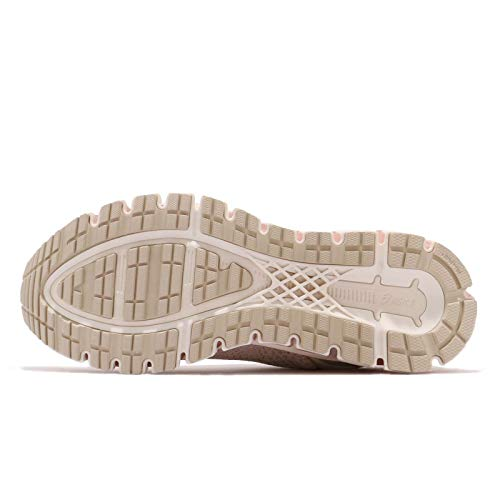 Quantum 2 de Chaussures 360 Gel Running beige Knit beige Femme Asics fw67T
