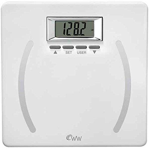 Petra Weight Watchers Plastic Body Fat Scale
