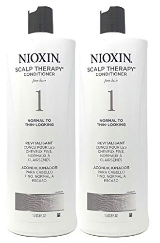 (System 1 Scalp Therapy Conditioner 33.8 oz (Pack of 2))