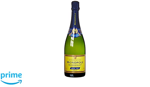 Heidsieck & Co Monopole Blue Top - 750 gr: Amazon.es: Alimentación y bebidas