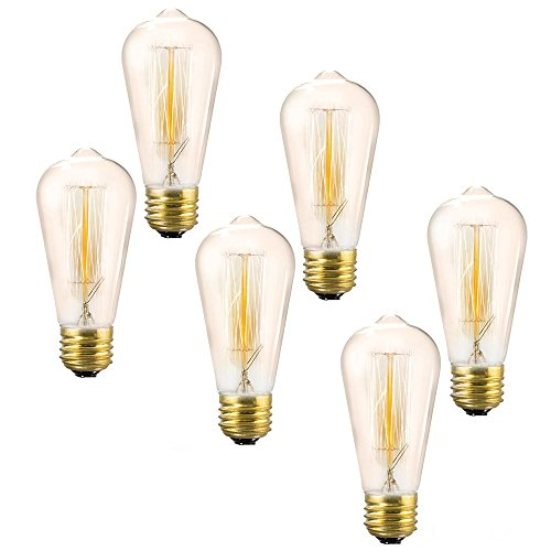 Edison Bulb Pack Squirrel Filament product image