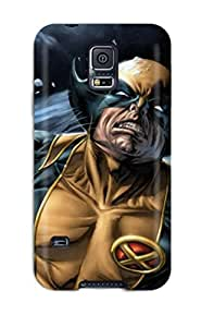 Awesome Case Cover/galaxy S5 Defender Case Cover(wolverine)
