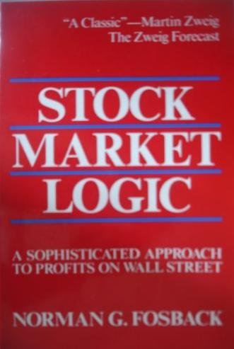 Book cover for Stock Market Logic