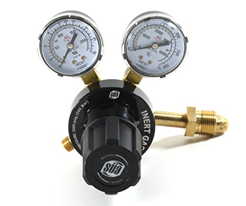 SÜA Nitrogen Argon Helium Inert Gas Regulator -