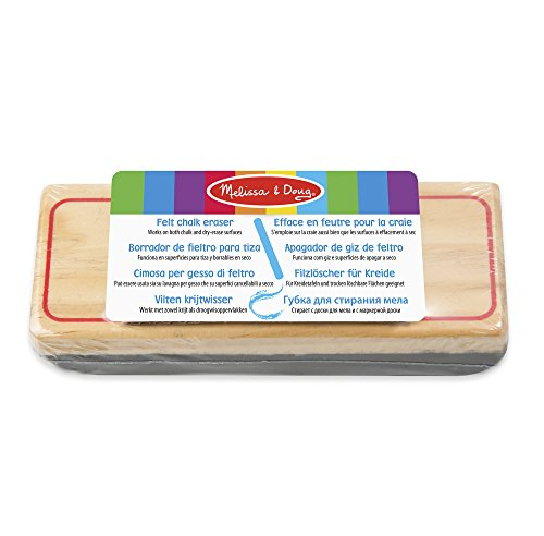 Melissa & Doug Felt Chalk Eraser (1 x 5 inches)