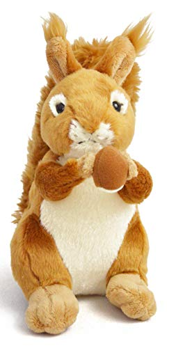 (VIAHART Carter The Squirrel | 9 Inch Stuffed Animal Plush | by Tiger Tale Toys)