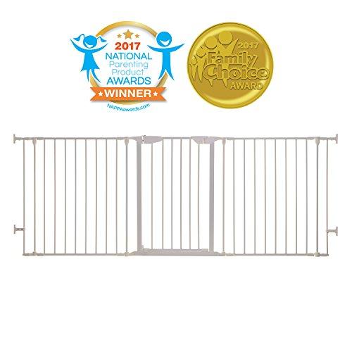 Dreambaby Newport Adapta Gate (White) by Dreambaby (Image #3)