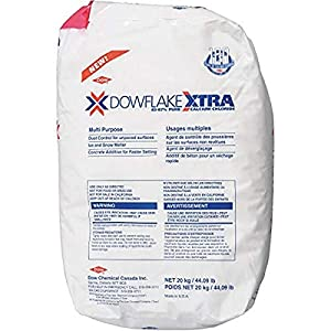 OXY 7002694 Dowflake Xtra Snow and Ice Melter 87% 44lb