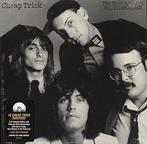 Cheap Trick - The Epic Archive Vol.2 (1980 - 1983) [VINYL