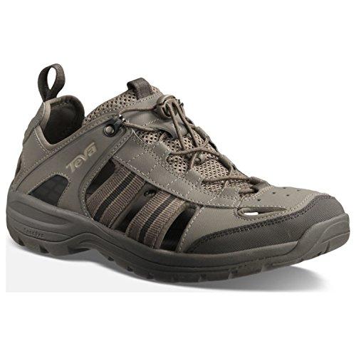 Teva Men's Kimtah Sandal M Sandal,Black Olive,10 M US