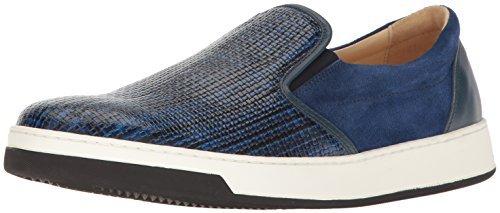 9edd193d3d1b3 Bugatchi Men's Cinque Terre Sneaker Blue Shoe