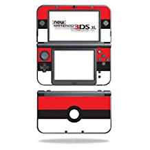 MightySkins Skin for Nintendo 3DS XL (2015) - Battle Ball | Protective, Durable, and Unique Vinyl Decal wrap Cover | Easy to Apply, Remove, and Change Styles | Made in The USA
