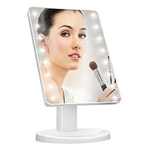 Amazon Com Makeup Mirror With Lights Charminer 16 Led