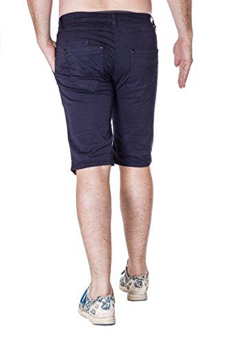 Blue Jeans Slim Azul Para Corto Monkey Hombre Pantalón Tr54q7Txw