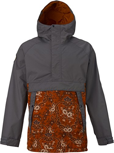 Burton Rambler Anorak Jacket - Men's Faded