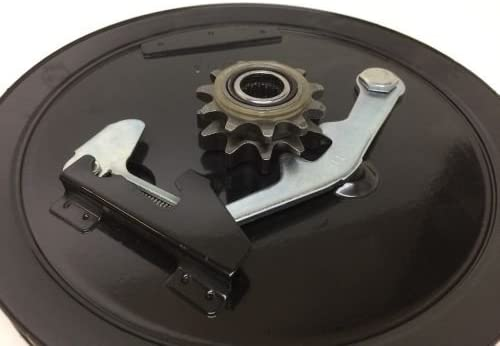 Riemenscheibe Verstärkt Komplett 11 Zähne Für Mbk Mobylette Motobecane Auto