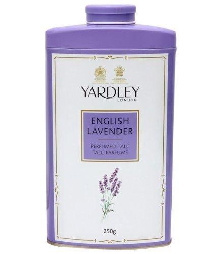 Yardley English Lavender Perfumed Talc, (Lavender Perfumed Soap)