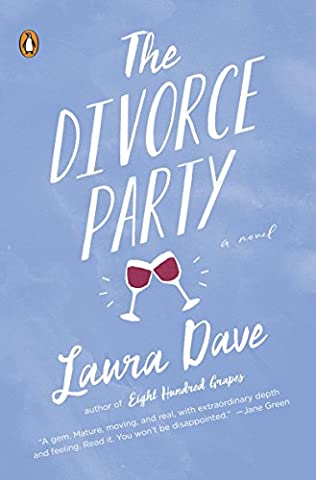 book cover of The Divorce Party