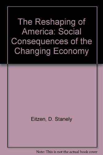 an analysis of changing american society and economy The changing nature of the economy:  but also because of the innumerable and immeasurable benefits to society,  the question for this analysis is whether the.