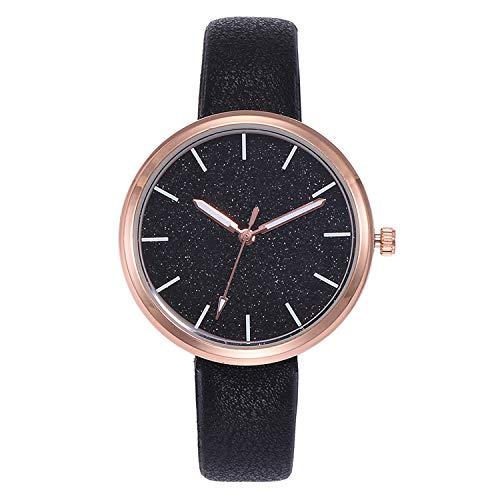Hot Sale! Women Wrist Watch,Valentines Gift,Fashion Mesh Strap Bling Bling Analog Quartz Bracelet Watches (A)