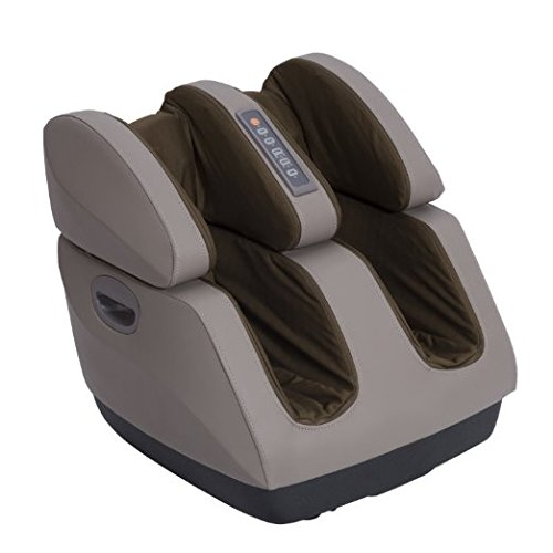 HomCom-Multifunction-Leg-Knee-Ankle-Massager-with-Heat-Therapy-Grey