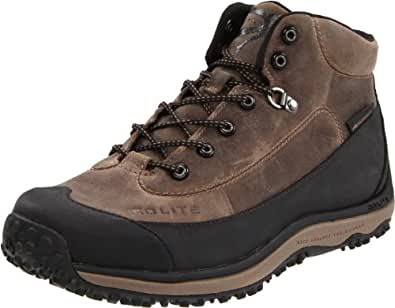 GoLite Men's Quest Lite Hiking Boot,Fossil,14 M US