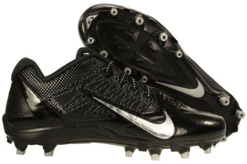 Nike_ Herren Alpha Pro TD Fußballschuh Schwarz