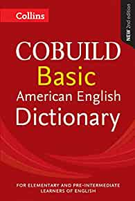 Collins COBUILD basic American English dictionary /