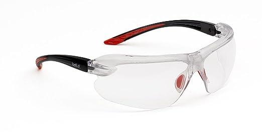52bc43470e Bollé IRIPSI - Gafas de protección (pantalla transparente): Amazon ...