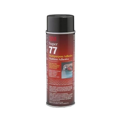 3mtm-super-77tm-multi-purpose-spray-adhesive-low-voc-25-clear-net-wt-180-oz-12-per-case