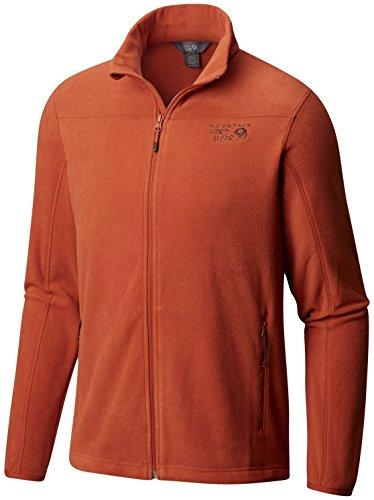 Mens Microchill Zip - Mountain Hardwear Microchill 2.0 Jacket - Men's Hardwear Navy Small