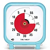 Time Timer Original 3 Inch (Sky Blue); 60 Minute Visual Analog Timer
