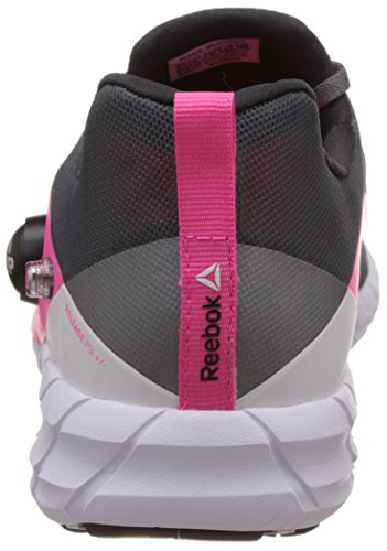 Reebok 2750 Cotu Classic - Zapatillas Mujer alloy-tin grey-solar pink-coal-white