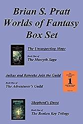 Brian S. Pratt's Worlds of Fantasy Box Set (Box Sets of a Fantasy Nature Book 1)