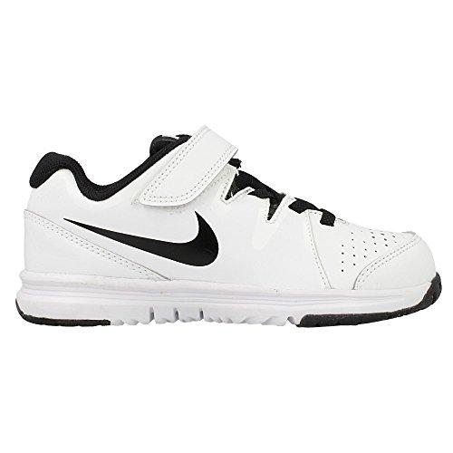 Nike - Vapor Court Psv - Color: Bianco-Nero - Size: 32.0