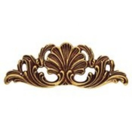 Richelieu General Hardware 26415 Richelieu Collection De Styles Brass Applique Empire Brass (Styles Collection Richelieu De Brass)