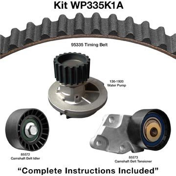 Dayco WP335K1A Water Pump Kit by Dayco
