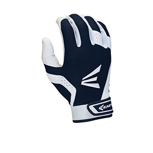 イーストンHF VRS II Fastpitchバッティング手袋 B00LCXJIFCホワイト/ネイビー Small