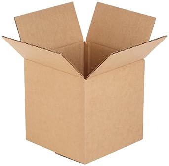 Amazon.com: Aviditi 888 - Caja corrugada (8.0 x 8.0 x 8.0 in ...