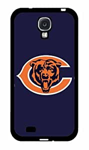 Chicago Bears - TPU Rubber Silicone Phone Case Back Cover Samsung Galaxy S4 I9500