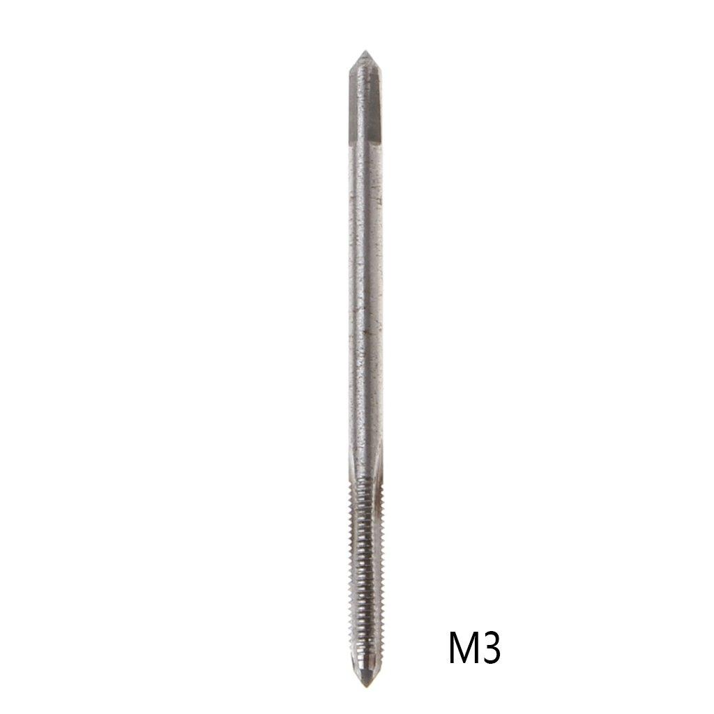 Besttse Vis /à filetage robinet Mini HSS haute vitesse en acier m/étrique prise machine Outil M1-m3.5