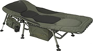 Anaconda Cusky Bed Chair Camping Lounger Cover (H6 (Carp)