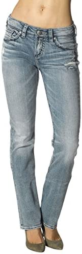 Silver Jeans Womens High Rise Bootcut product image